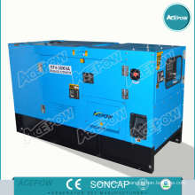 Single Phase Three Phase 60Hz Foton Isuzu 20kVA Diesel Generator
