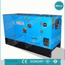 Fase monofásica de três fases 60Hz Foton Isuzu 20kVA Diesel Generator