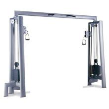 Multi-Fitness-Studio Ausrüstung Kabel Crossover-Maschine