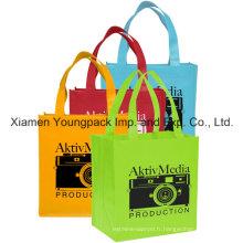 Target Logo Printing Custom Recycle Shopping Bag