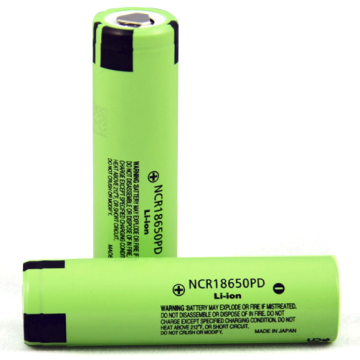 Head Flashlight 18650 Battery Panasonic 2.9Ah (18650PPH)