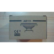 Diseño único de alta potencia AR111 LED lámparas 12V ACDC 800lm
