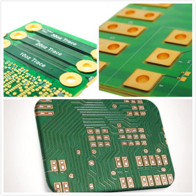 Heavy Copper PCB manufacturing