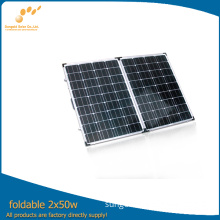 Sungold Portable Solar Panels for Camping