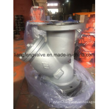 Y-Strainer Flange End with Carbon Steel RF