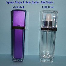 Square Lotion Bottle L052A