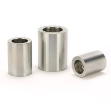 Carbon steel white/yellow zinc plated ferrule for four wire rubber hose ferrules