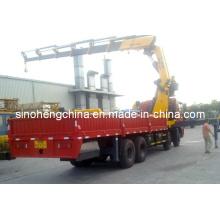 Guindaste hidráulico Sq16zk4q de 16 toneladas de XCMG