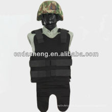 black bulletproof bullet jacket