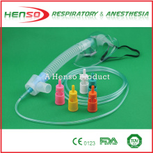 HENSO Disposable PVC Medical Venturi Mask