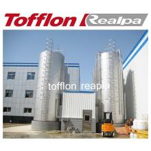 Tanque de armazenamento ao ar livre do leite de Tofflon