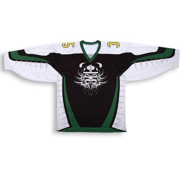 Ice hockey jersey 40