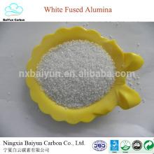 12-80 # blanc fusion alumine blanc corindon compétitif blanc corindon prix