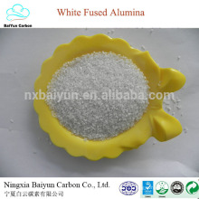 12-80# white fused alumina white corundum competitive white corundum price