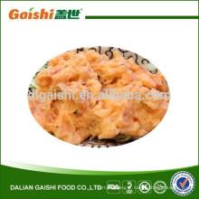 Snack de fruits de mer de saveur du Japon fabrication des recettes de salade d'écrevisses assaisonnées congelées