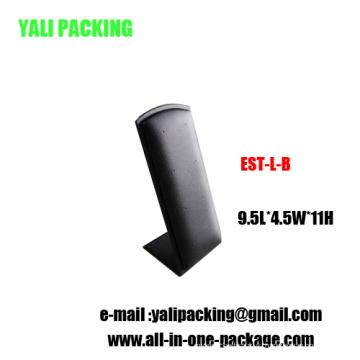 Большой размер PU металла стенд держатель серьги (ЭСТ-Л-Б)