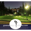 DLC UL IP67 6W 7W led lumière pour jardin paysage éclairage LED pelouse extérieure parc