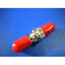 ST / PC Sm Adaptador Simplex de Fibra Óptica