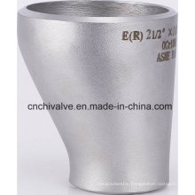 Ss 304 316 Butt Welding Stainless Steel Pipe Fittings Eccentric Reducer
