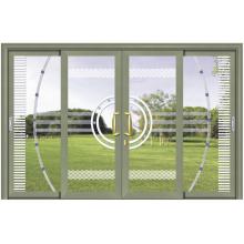 Puerta giratoria conveniente imagen