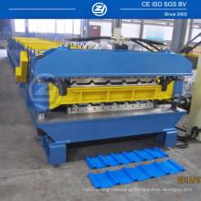 O aço dobro da dupla camada lamina a formação da máquina