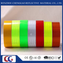 PVC Barricading Tape Barrier Sticker Reflective Film (C3500-O)