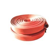 Double tuyau de revêtement de PVC avec la résistance d'abrasion