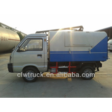 Changan mini Sealed dump truck,4x2 Garbage Truck For Sale