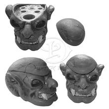 New Arrival Premium Skull Tattoo Ink Cap Cup Holder 8 Holes