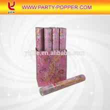 Glitter schillernden Papier Konfetti Kanone zum Verkauf