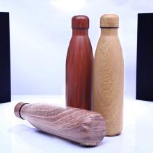 Popular mini frasco de vacío de madera de alta calidad
