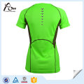 OEM Service Custom Private Label Fitness T-Shirt for Women