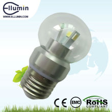 low voltage led candle bulb home lighting 3w