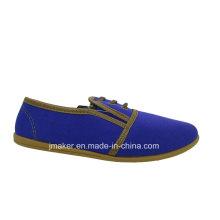 Zapatos planos de la inyección de las mujeres de China (J2610-L)