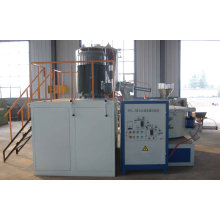 hot-cold Plastic mixer plastic processing machine