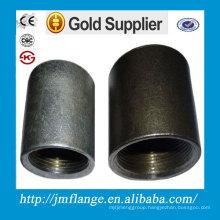 black oiled carbon steel pipe nipple