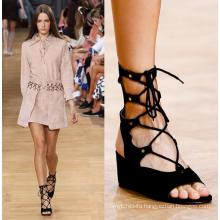 women sandals 2017 custom slides for low price ladies sandals