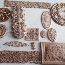 Резные украшения для интерьера из дерева