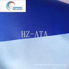 170t PU серебристый с покрытием печатный зонтик ткань тафты