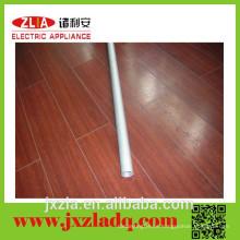 Precio barato tubo de aluminio extruido con pared delgada