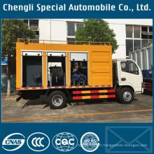 Camions d'eaux usées de traitement des eaux usées 4X2 à vendre