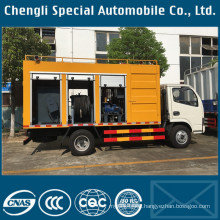 4X2 Wastewater Treatment Sewage Trucks for Sale
