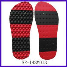 Neueste 2014 elastische eva Einlegesohle für Slipper