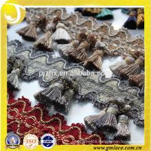 custume clothing designs of clothing tassel fringe in stock