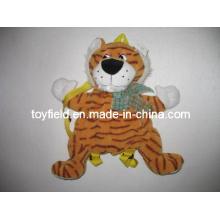 Almofada Animal Plush Stuffed Tiger Plush Bag