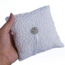 Свадебные украшения высокое качество красивые кольца на предъявителя подушка оптовая