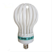 CFL Light 8u Lotus 160W200W Energy Saving Lamp Bulb