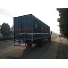 6X2 Classic Flagammable Van Van