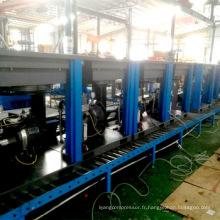 Compresseur d'air à vis rotatif professionnel d'équipement industriel général