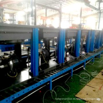 Compresor de aire rotatorio del tornillo del equipo industrial general profesional